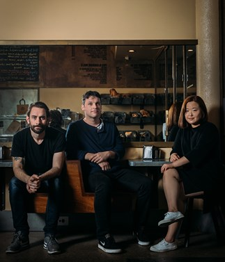 Moon Park gang to open Paper Bird in Potts Point, Sydney