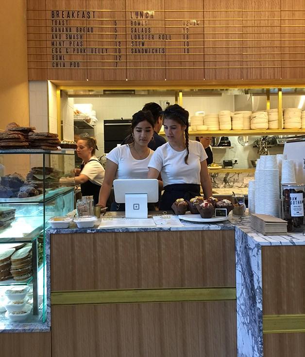 Regiment: a hip new coffee destination in Sydney CBD