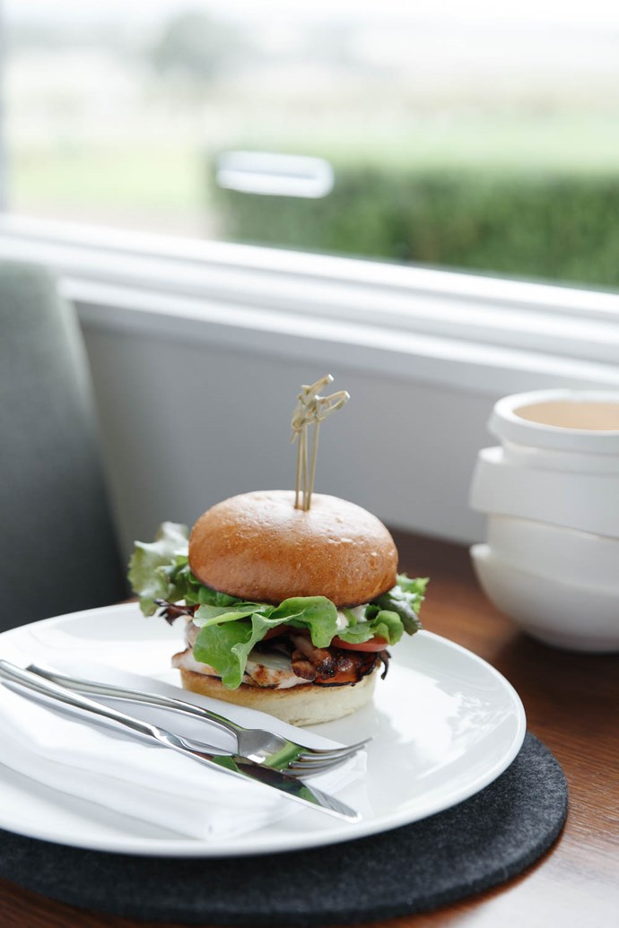 **2017 Best Club Sandwich: The Louise, SA** The chubby club at boutique Barossa inn The Louise arrives as a brioche bun that works brilliantly with the charred chicken breast, Linke's Barossa bacon and mayo made in-house and spiced with Newman's horseradish. [thelouise.com.au ](http://www.thelouise.com.au/)  Finalists: The Johnson, Brisbane, Qld; Halcyon House, Cabarita Beach, NSW