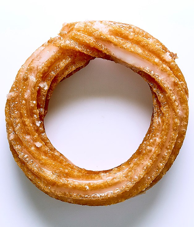 "**ShortStop's cruller** In a time of shock-value doughnut design ShortStop Donuts' Australian honey and sea salt cruller is a simple, airy reprieve. Shallow-fried four minutes each side, the light and crunchy cruller is dipped in a malty honey sourced from Brunswick's Bee Sustainable, then sprinkled with Murray River sea salt for a savoury-sweet hit. ""It's never leaving the menu,"" says owner Anthony Ivey. Amen to that. [short-stop.com.au](http://www.short-stop.com.au/)"