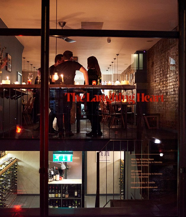 "**London laugh inn** Melbourne somm Charlie Mellor has brought a dash of Australian wine-bar style to London. The Laughing Heart, his late-night wine bar, restaurant and bottle shop in East London, was unashamedly inspired by the likes of 10 William St, Embla and Ester. Named for a Charles Bukowski poem, it has a 300-deep organic and biodynamic wine list and a menu that spans ""kitsch French, regional Italian, and pared-back Asian"" dishes, says Mellor. Rock oysters with a natural-wine granita to start, followed by cod roe with furikake and crudités, and Dexter beef rib and Serragghia capers? Now you're laughin'. [thelaughingheartlondon.com](http://thelaughingheartlondon.com/)"