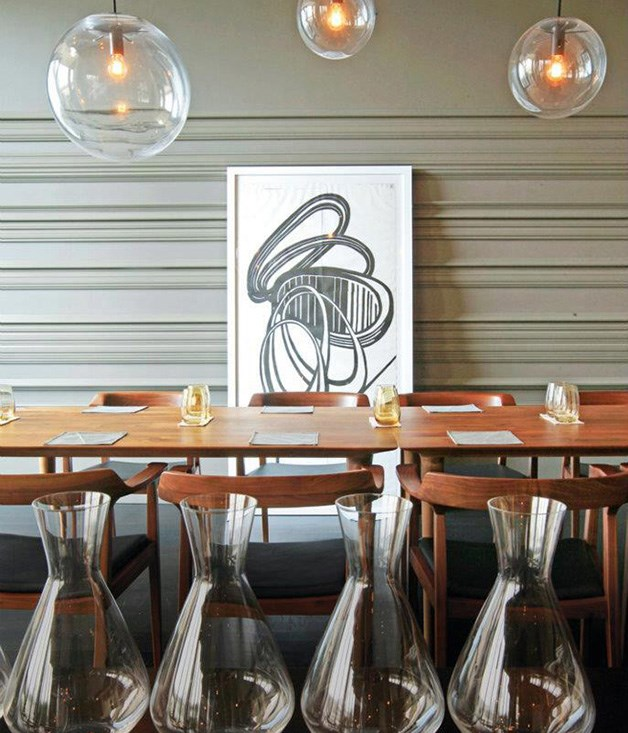 **Esquire on tap** Diners have lusted after Ryan Squires' kimchi chips and buffalo jerky for years. The latest venture from the chef-owner of Esquire, Brisbane, is Esq Shop, a concise range of small-batch pantry items available through outlets such as Brisbane's Sourced Grocer in Teneriffe and Craft Wine Store in Red Hill. The fine treats include pickled ginger and handcrafted pancetta, fermented chilli sauce, burger pickles and the ketchup that features on Esq's Rangers Valley burger. Need a barbecue and hardwood table for six or eight to complete your party? Yep, good to go. [esquire.net.au](http://esquire.net.au/)