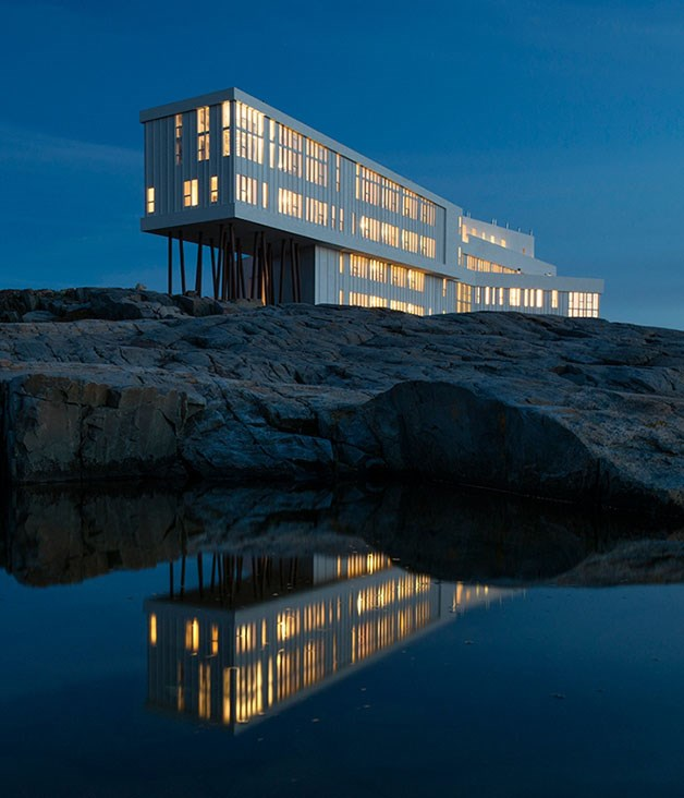 Fogo Island Inn Restaurant Reviews