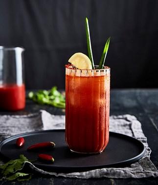 Signature Drink: Spice Temple's Ox