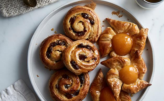 danish pastries catherine adams