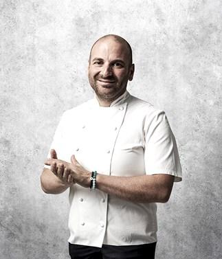 Gourmet Institute event 6: George Calombaris