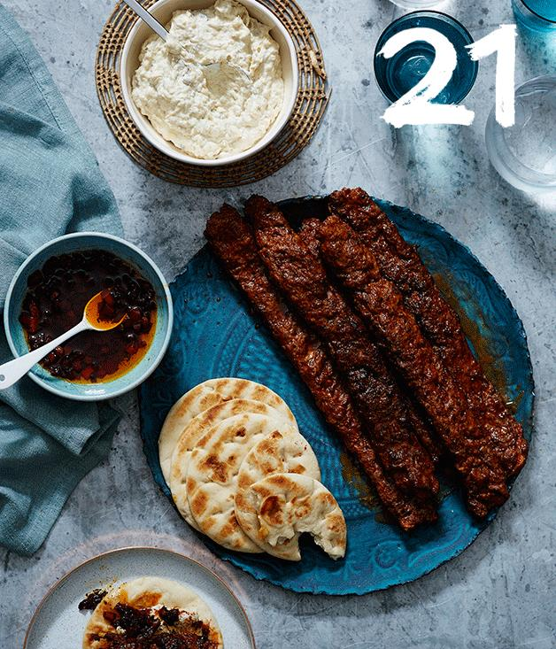 """[**Ali nazik kebap**](https://www.gourmettraveller.com.au/recipes/browse-all/kebabs-14240