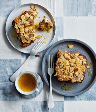 Orange bostock recipe