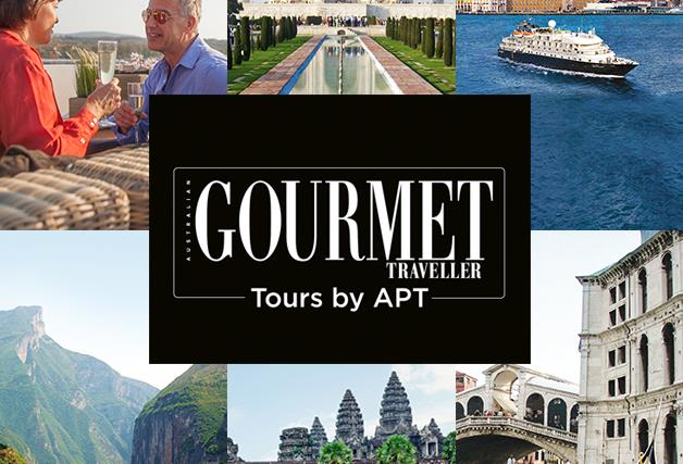 APT and Gourmet Traveller launch reader cruises