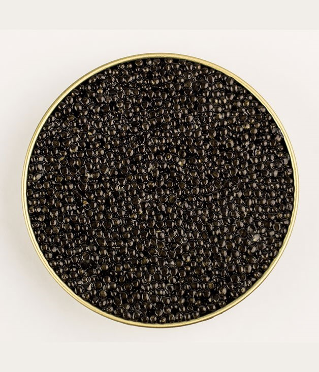 **Chef-branded caviar** In the bad old days, a chef might have slapped his or her name on a line of saucepans or a collection of canned soups. But these days, America's best chefs are aiming higher. Eric Ripert was the pioneer of chef-branded caviar, launching his own line of Imperial Select caviar with the company Paramount Caviar in 2012. Now it seems more and more chefs are aiming to put their names on small round tins: both Sean Brock and David Chang are in the process of partnering with Regalis for their own caviars. And the trend isn't just at the super-high end. In Los Angeles, chef Micah Wexler of Wexler's Deli recently released a line of private-label Siberian and oscietra caviars in partnership with Black River Caviar.