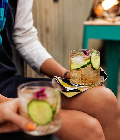 Gin trains, hotels and festivals