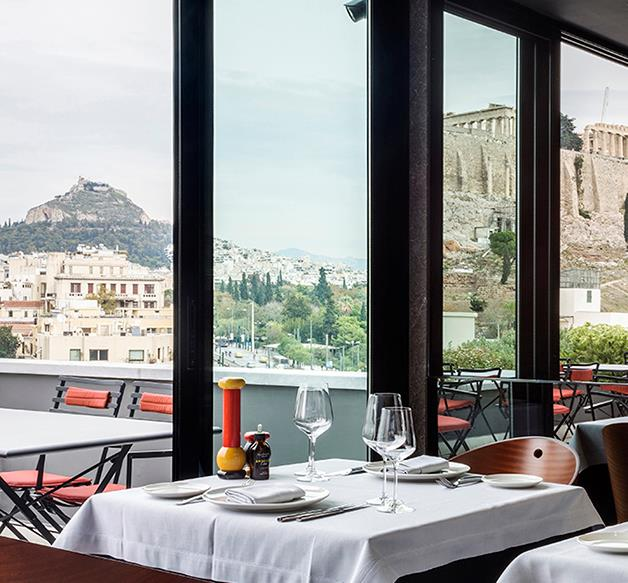 Where to eat, drink, stay and shop in Athens