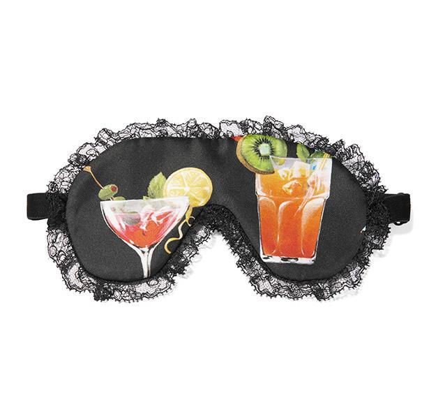 Travel essentials: eye masks