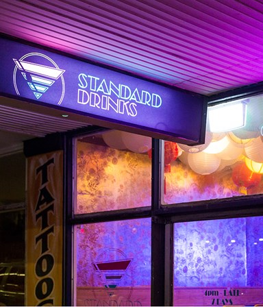 The Standard opens a bar in Hobart