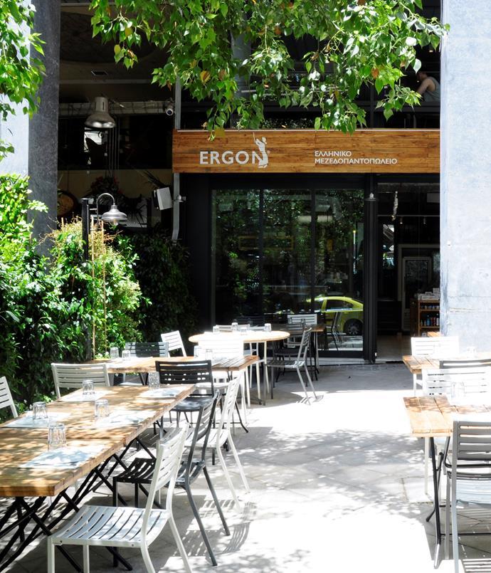 Ergon Greek Deli + Cuisine (photo courtesty of Ergon)