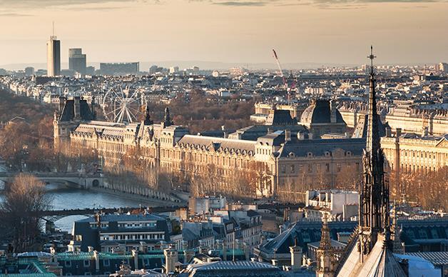 Reasons to visit Paris in 2017