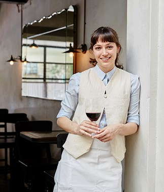 Finalists for Sommelier of the Year 2018