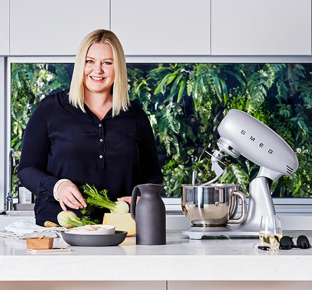 Review: Lisa Featherby tests the new Smeg Stand Mixer