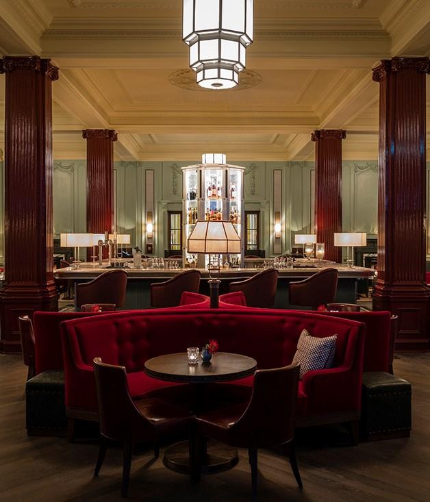 The Gleneagles Hotel's grand makeover