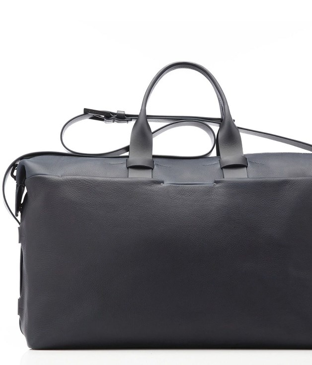 **Troubadour leather weekender** This classic and versatile weekender, a fine example of Troubadour's superior craftsmanship, is sturdy enough to survive a weekend in the country, business trips, and any other rough-and-tumble. _Available from [huntleather.com.au](https://www.huntleather.com.au/?SID=h5q0p79f19bjbvs9hq9i1obma4), $2,529._