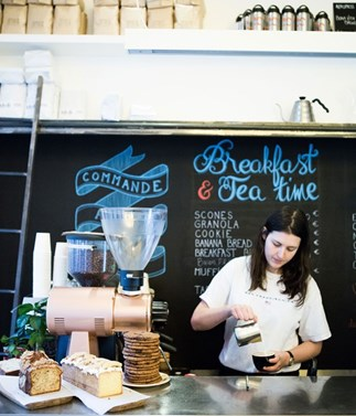 These cafes will donate $1 from every coffee sold to charity
