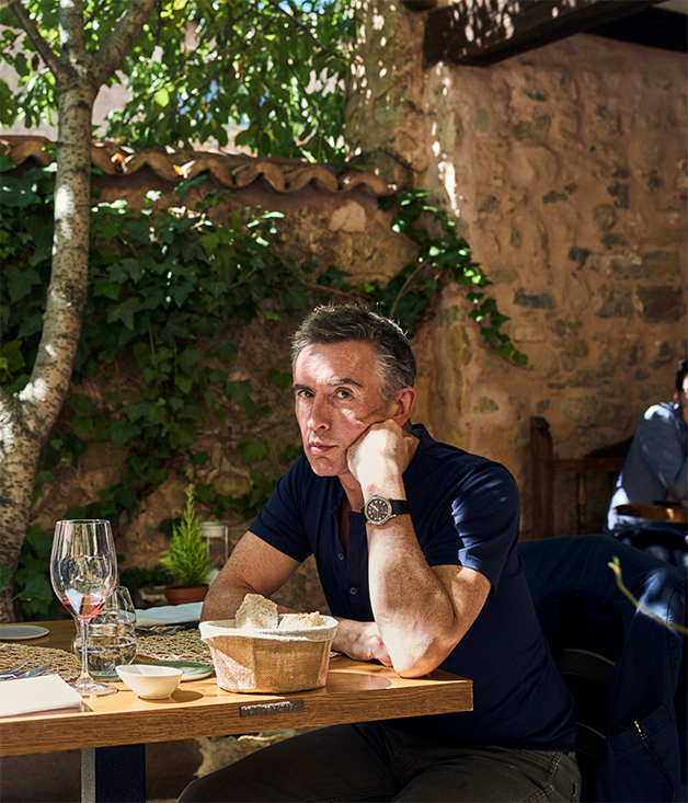 Steve Coogan on The Trip, Rob Brydon and Italian food