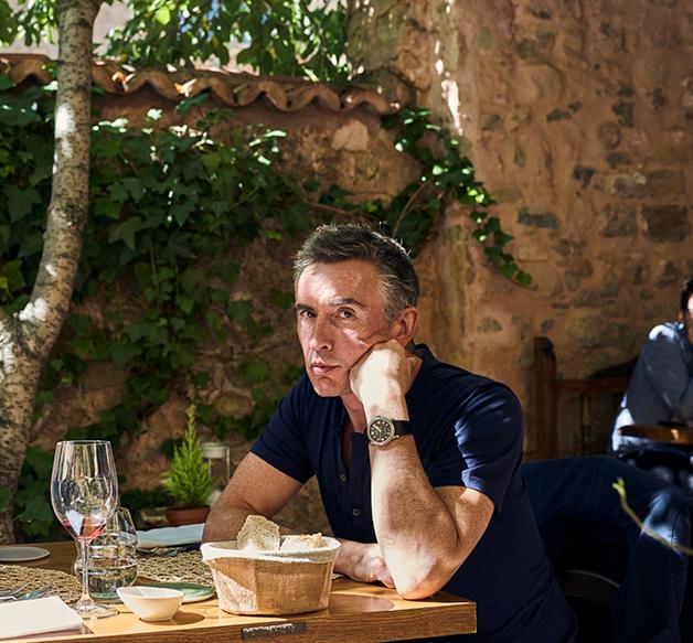 Steve Coogan: how I travel