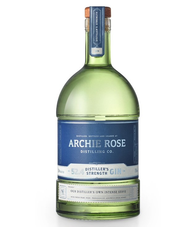 **Archie Rose Distiller's Strength Gin** Among the botanicals of rose petals, elderflower and rooftop honey in this gin, there are also pears from the Orange NSW orchard where Archie Rose founder Will Edwards' father grew up. If that's not reason enough to buy it for your dad, consider the painstaking process of distilling each of the 15 botanicals separately for maximum flavour. And did we mention the ABV is 52.4%? _Available from [archierose.com.au](https://archierose.com.au/), $99._