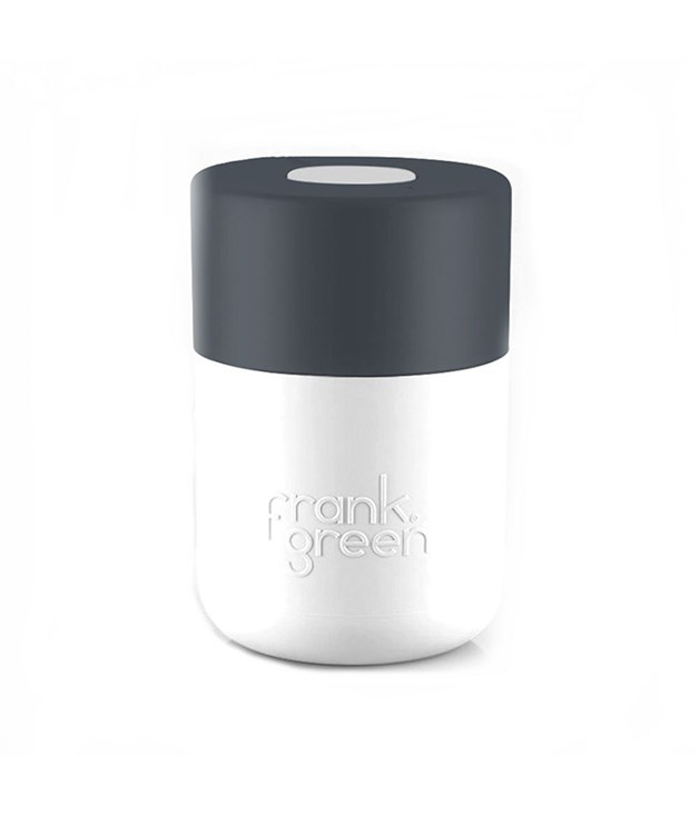 **Frank Green smart cup** Take your morning coffee with a side of added convenience. Made from stain and odour-resistant materials, the Frank Green BPA-free smart cups are enabled with [CafePay](https://www.cafepay.com/), so you're able to enjoy your morning brew cash-free. Hidden bonus: ditching paper cups mean you'll be helping the environment, too.  <br><br>*Available from [top3.com.au](http://top3.com.au/categories/travel-and-work-and-play/coffee-cups---takeaway/frank-green-smart-cup/fg-sc08111213), $33.*