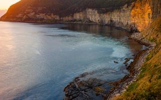 Tasmania's east coast, from Maria Island to Freycinet