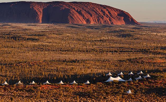 Uluru's showpiece resort Longitude 131° reopens after renovations