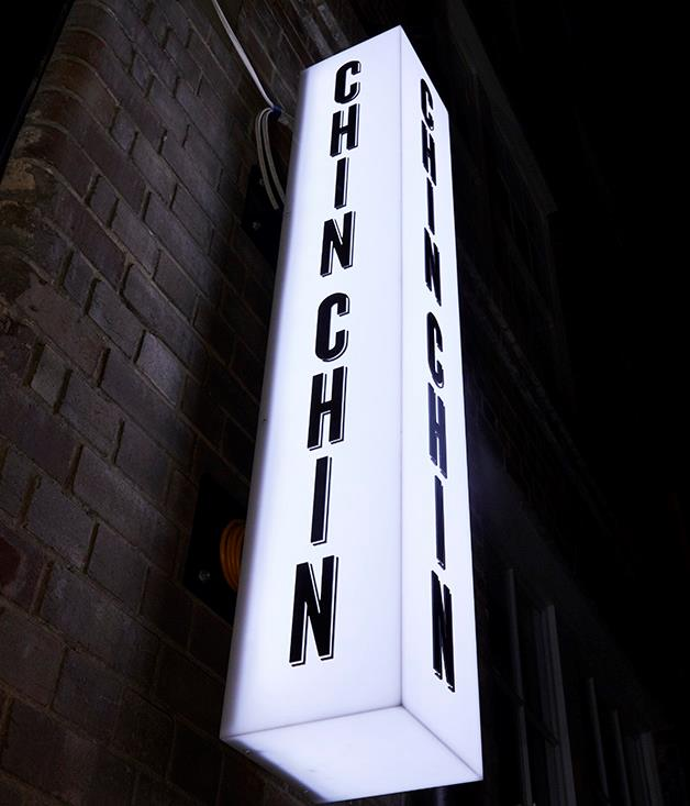 The evening was also an exclusive look at Chin Chin Sydney, not yet open to the public.