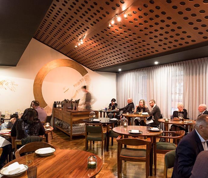 Orana's dining room