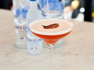 Halcyon House launches new cocktail menu with Grey Goose Vodka