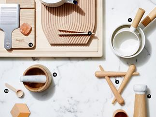 Scandi-chic kitchenware