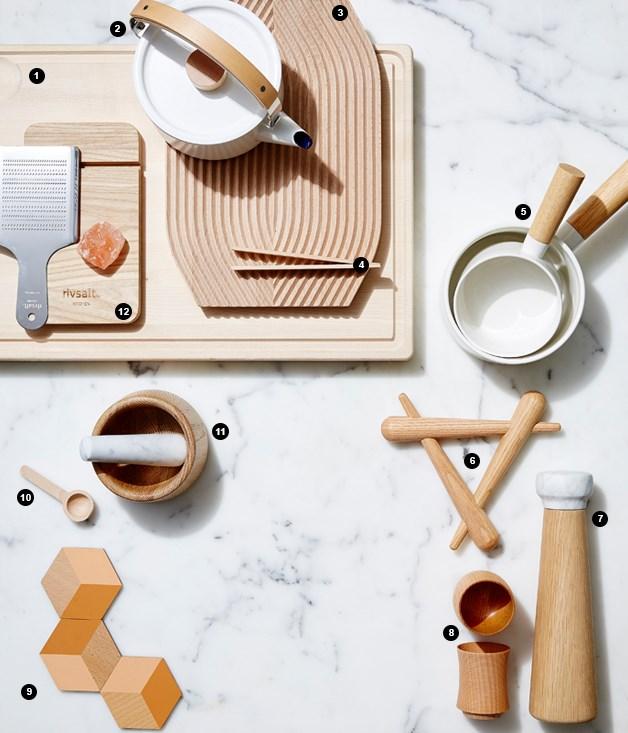 Scandi-chic kitchenware