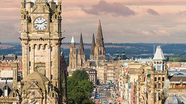 Where to eat, drink, sleep and shop in Edinburgh