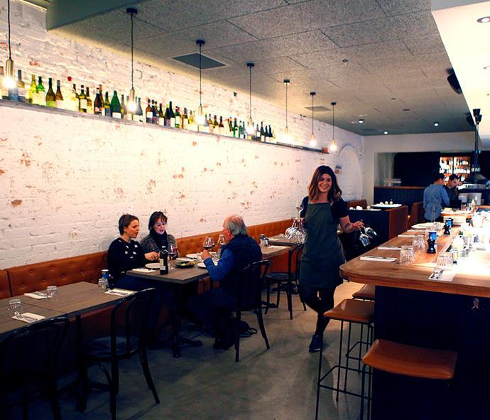 Inside Osteria Ilaria (Photo: Julian Kingma)