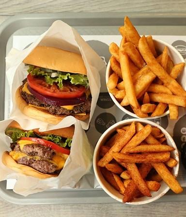 Sydney's best burgers