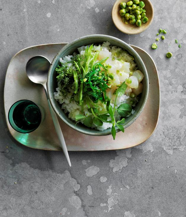 "[Green bomb snapper poke](http://www.gourmettraveller.com.au/recipes/browse-all/green-bomb-snapper-poke-12857|target=""_blank"")"