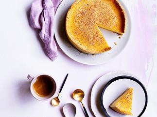 Alistair Wise's custard tart
