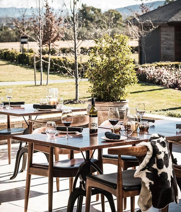 Farmhouse Restaurant at Pialligo Estate