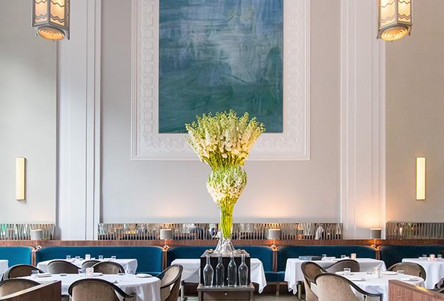 New York's Eleven Madison Park has a new look