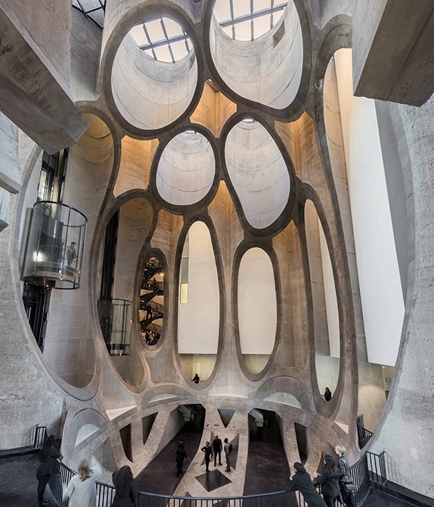 Inside Zeitz Museum of Contemporary Art Africa