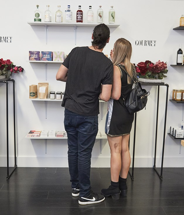 **The Rocks store** This year's pop-up store has expanded to two Sydney locations - Sorry Thanks I Love You in The Rocks and Martin Place - as well as [online](http://sorrythanksiloveyou.com/gourmettraveller).