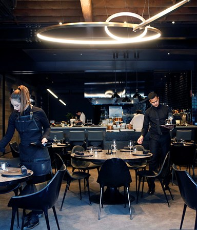 Melbourne's best restaurants