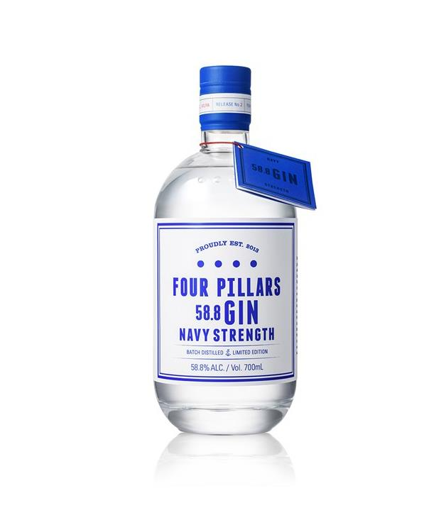 **Four Pillars Navy Strength Gin** One for the gin lovers, or artisian appreciators. Four Pillars is a small distillery in Healesville, Yarra Valley. They make a modern Australian style of gin with Asian spice, Mediterranean citrus, and native Australian botanicals. Using two copper pot stills. Impressive.   _$100; [fourpillarsgin.com.au](https://www.fourpillarsgin.com.au/buying/navy-strength-gin/)[](https://www.olssons.com.au/store/p186/OLSSON%E2%80%99S_SEA_SALT_FLAKES_STONEWARE_JARS_250g_.html) or purchase through our [GT x STILY pop-up Christmas boutique](http://sorrythanksiloveyou.com/four-pillars-navy-strength), open until 24 December._
