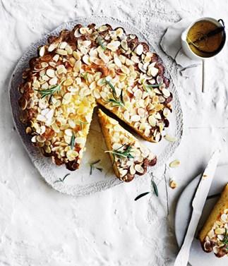 Ricotta polenta cake and other popular recipes spring 2017