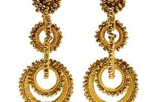 bibi marina earrings