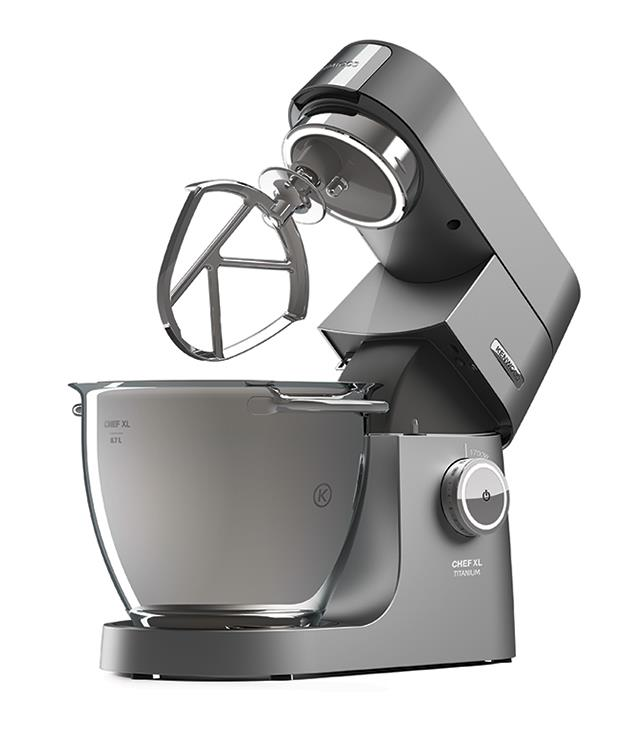 **Kenwood Chef XL Titanium Stand Mixer** More than just an impressive stand mixer \- complete with a fast and consistent 1700W motor, 6.7L mixing bowl and halo illumination \- the Kenwood Chef XL Titanium can be fitted with 20-plus attachments so you can add homemade spaghetti, salsa roja and smoothies to your repertoire along with Pierogi and mince pies.  _$1199, [kenwoodworld.com/en-au](http://www.kenwoodworld.com/en-au/products/kitchen-machines/chef-and-major/titanium-xl-kvl8300s-0w20011200)_